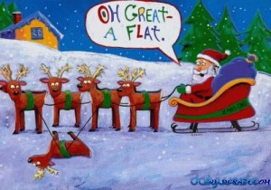 Funny-Christmas-Cartoon-Card-Run-Down-Reindeer