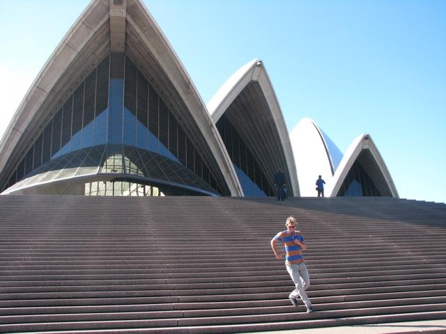 Oh Sydney!