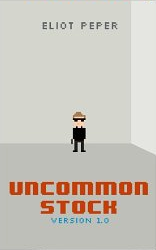 Uncommon Stock 8-bit Cover